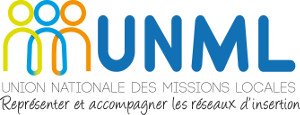 Logo de l'Union Nationale des Missions Locales